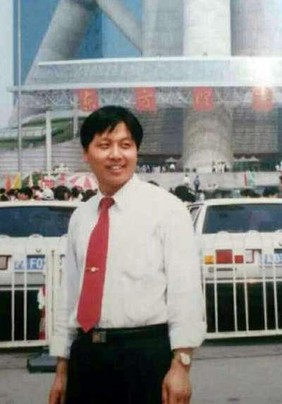 山東網友王江峰被以尋釁滋事罪遭判22月徒刑。(孫文捐提供/自由亞洲電台記者喬龍)