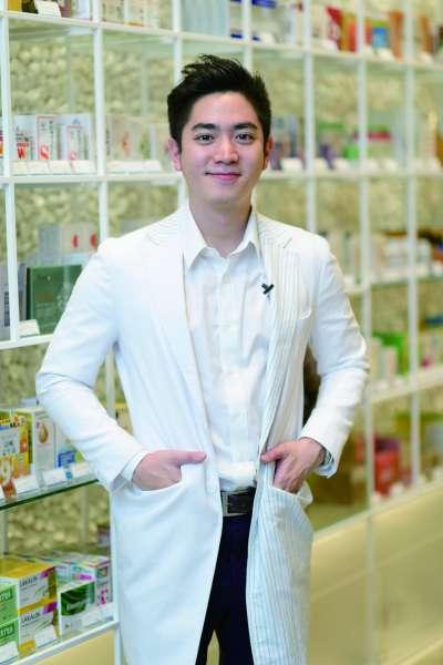 分子藥局執行長劉彥伯Tony Liu。(圖/WE PEOPLE提供)