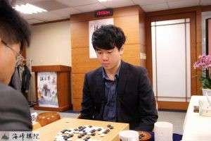 世界賽仍是新科棋王林君諺的目標。(圖/海峰棋院)