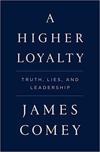 《高度忠誠:真相、謊言、領導風範》(取自www.amazon.com)