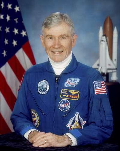 NASA證實,曾踏上月球的美國太空人楊恩在5日過世,享壽87歲。(美聯社)