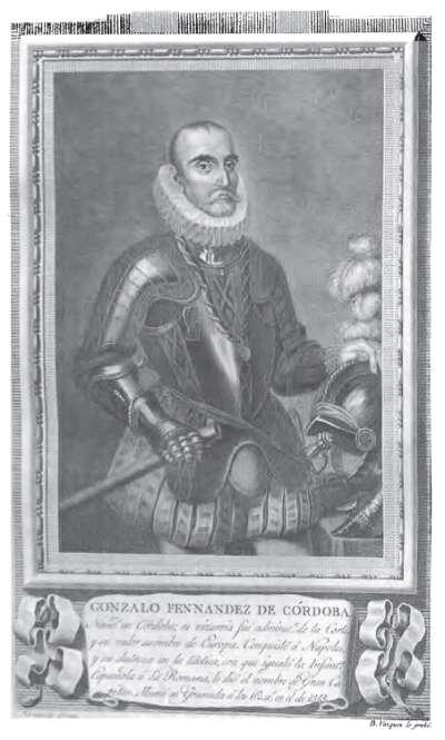 貢薩洛將軍的肖像(Wikipedia/Public Domain)