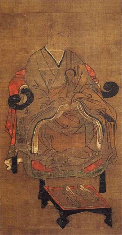 日本鐮倉幕府執政北條時宗。(圖/澎湃新聞提供)