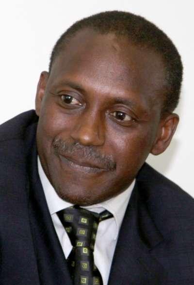 曾任聯合國工業發展組織(UNIDO)總幹事的雲蓋拉(Kandeh Yumkella),被視為本次獅子山大選的黑馬。(Wikipedia /Public Domain)