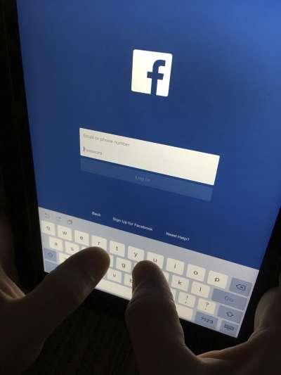 刪除臉書就能一勞永逸嗎?《紐時》專欄作家不這麼認為。(AP)