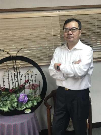 天如專題-銘傳大學兼任助理教授、台灣立報前總編輯林全洲照片。(林全洲提供)3.jpg