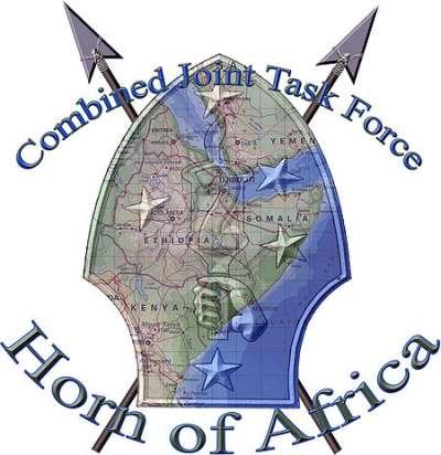 駐紮在吉布地的美軍「非洲之角」聯合特遣部隊。