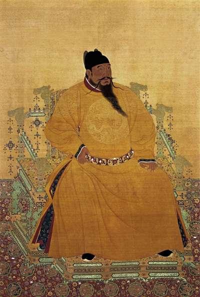 明成祖。(維基百科)
