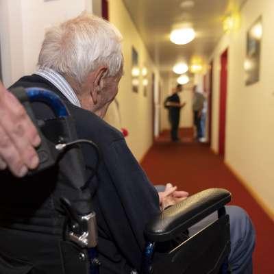 古道爾希望,每個像他一樣的老人都有尋死的自由。(AP)