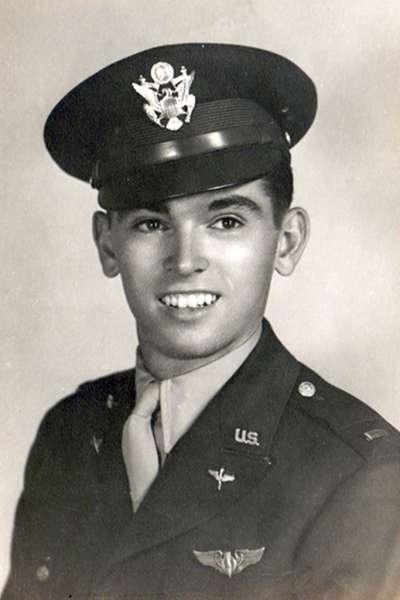 二戰美國殉職士兵AP