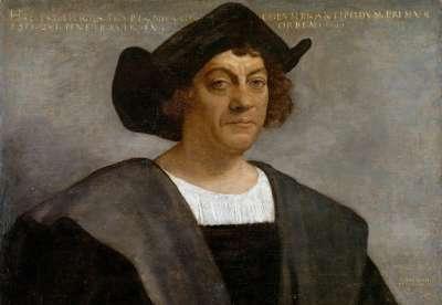 15世紀航海家哥倫布(Wikipedia/Public Domain)