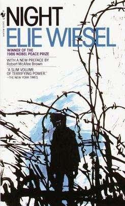 1956年,維瑟爾出版《夜:納粹集中營回憶錄》(Wikipedia/Fair Use)