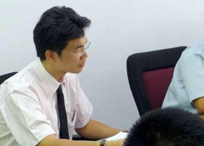 林俊佑曾向友人傾訴女兒疑遭霸凌。(翻攝照片)