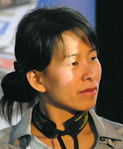 加拿大越南裔作家金翠(Kim Thuy)(Camille Gévaudan@Wikipedia / CC BY-SA 3.0)