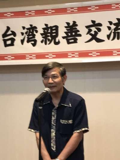 台灣駐日本大阪辦事處處長蘇啟誠(外交部)