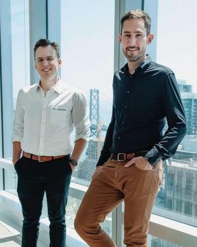 兩位創辦人凱文·斯特羅姆(Kevin Systrom)、邁克·克里格(Mike Krieger),已經在美國時間星期一(24日)告知Instagram和Facebook管理層,分別辭去執行長以及技術長的職務。(圖/Instagram)