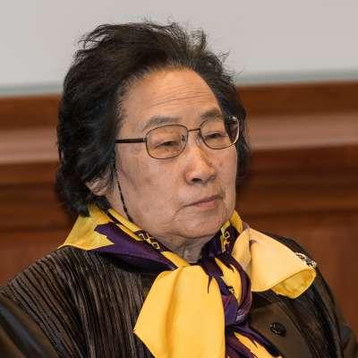 屠呦呦是首位亞洲及華人女性自然科學類諾貝爾獎得主。(Bengt Nyman@Wikipedia/CC BY-SA 4.0)