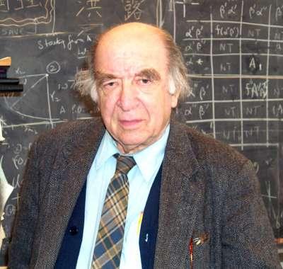 俄裔美國經濟學家赫維克茲(Leonid Hurwicz)曾是史上最高齡的諾貝爾獎得主。(Dong Oh@Wikipedia/CC BY 3.0)