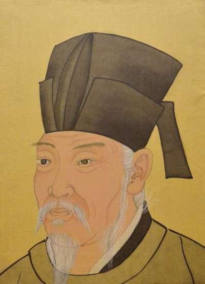 白居易(圖/維基百科)
