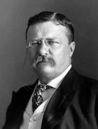 1906年諾貝爾和平獎得主老羅斯福。(Wikipedia / Public Domain)