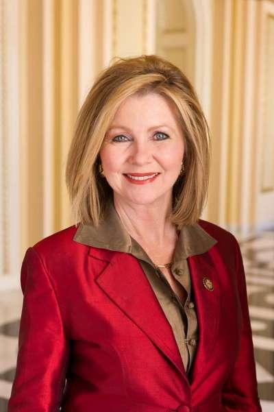 共和黨提名的田納西州參議員候選人布萊克本(Marsha Blackburn)。(維基百科公有領域)