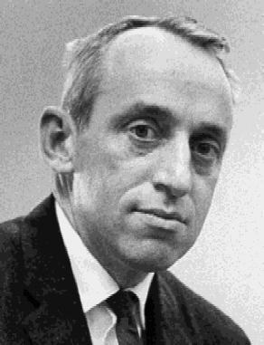 1981年諾貝爾經濟學獎得主托賓。(維基百科/公用領域)
