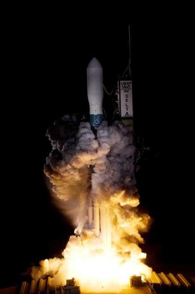 2009年克卜勒太空望遠鏡發射升空。(取自NASA網站)