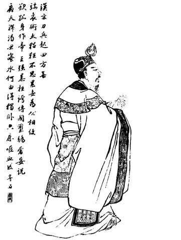 袁術(圖/維基百科)