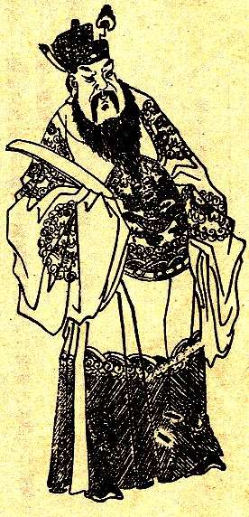 董卓(圖/維基百科)