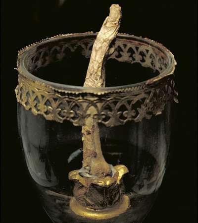 伽利略的手指。圖/取自百度百科)