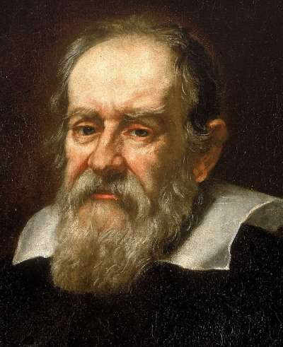 伽利略。(圖/取自Wikipedia)