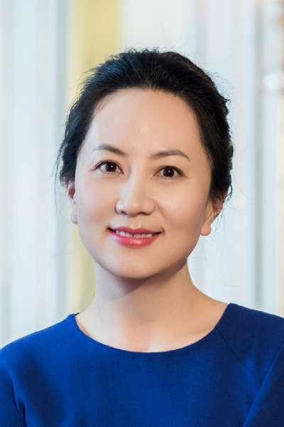華為CFO、副董事長孟晚舟。(翻攝華為官網)