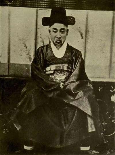 興宣大院君李昰應(1820-1898)。(圖/想想論壇)