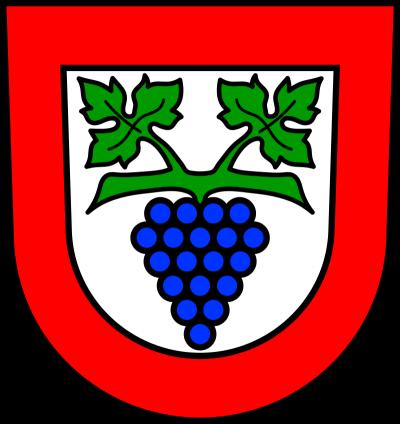 德國所屬布辛根圖章 (圖/維基百科)