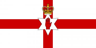 北愛爾蘭國旗 (圖/維基百科)