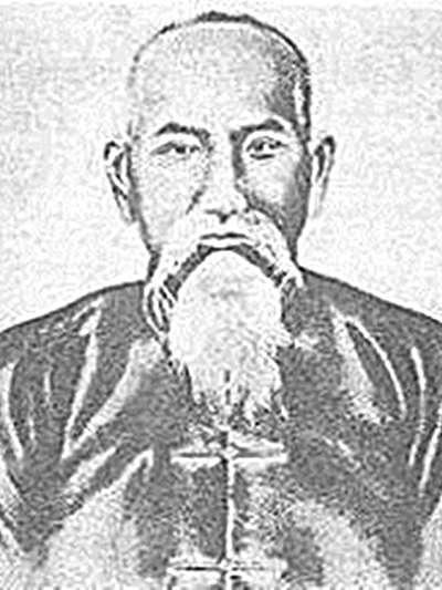 羅芳伯(圖/維基百科)