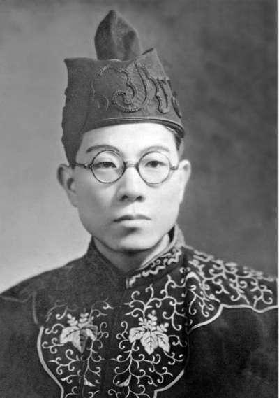 第一個在日本當檢察官的台灣人王育霖(圖/維基百科)