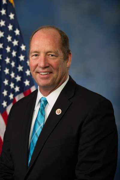 美國共和黨籍聯邦眾議員約霍(Ted Yoho)。(維基百科公有領域)