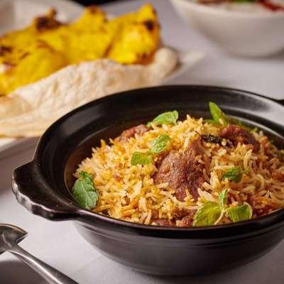 番紅花(圖/Saffron Fine Indian Cuisine 番紅花印度美饌@facebook)