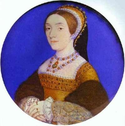 亨利八世的第五任妻子凱薩琳·霍華德。(圖片取自維基百科)