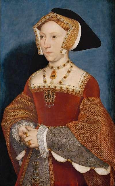 亨利八世的第三任妻子珍·西摩。(圖片取自維基百科)