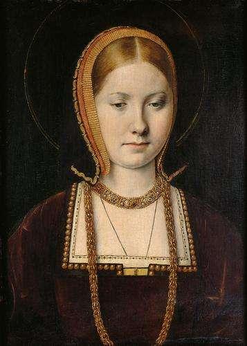 亨利八世的第一任妻子阿拉貢的凱薩琳。(圖片取自維基百科)