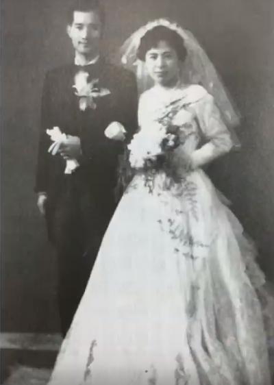 高俊明以及妻子高李麗珍(取自youtube@ 劉祥仁)