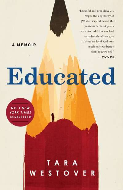 Educated: A Memoir。(博客來提供)