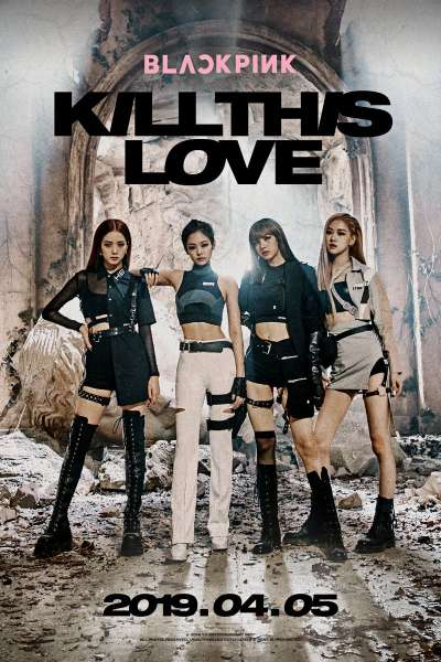 韓國女團Black Pink前不久以<Kill This Love>回歸取得好成績(圖/Black Pink官方推特)