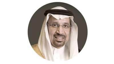 沙烏地阿拉伯國家石油公司(Aramco)總裁法利赫,他也是沙國能源部長。(取自官網)
