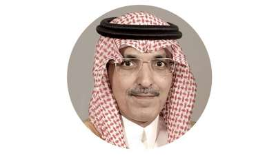 沙烏地阿拉伯國家石油公司(Aramco)董事會成員兼沙國財政部長賈丹(Mohammed Al-Jadaan)。(取自官網)
