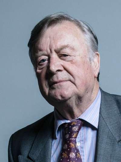英國保守黨史上任期最長的議員肯尼斯.克拉克,因為阻止無協議脫歐遭開除黨籍。(英國國會_CCBY3.0)
