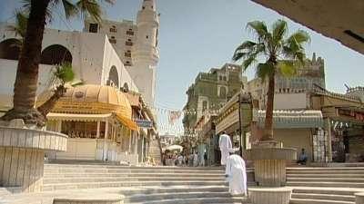 沙烏地阿拉伯的風土人情也是一項旅遊資源。(BBC中文網)