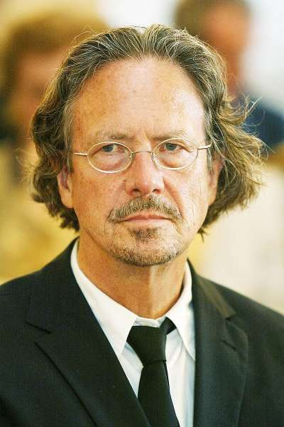 2019年諾貝爾文學獎得主漢德克(Peter Handke)。(Mklein@Wikipedia/CC BY-SA 3.0)